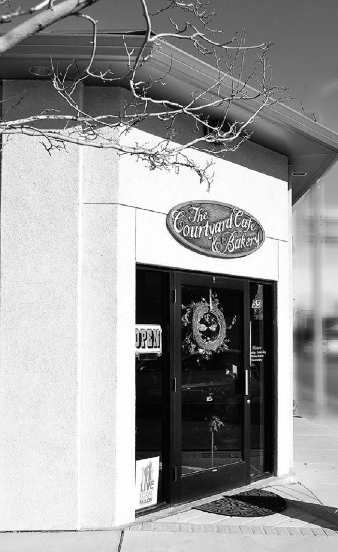 14. The Courtyard Cafe & Bakery - Fallon