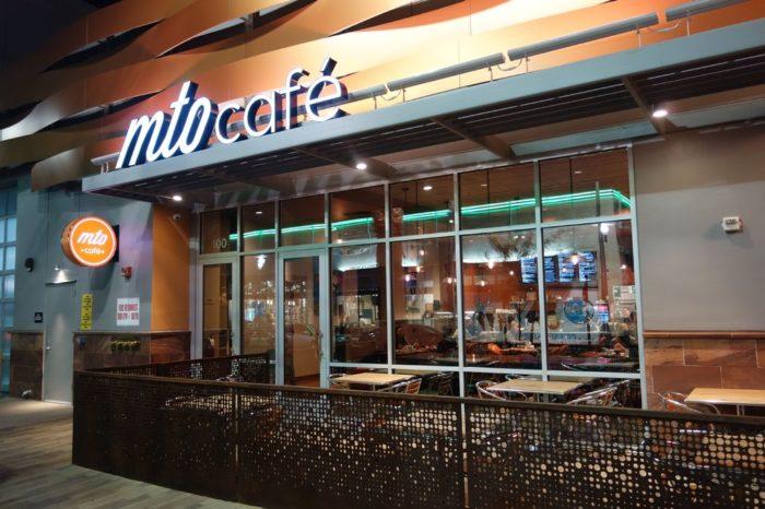 5. MTO Cafe - Las Vegas