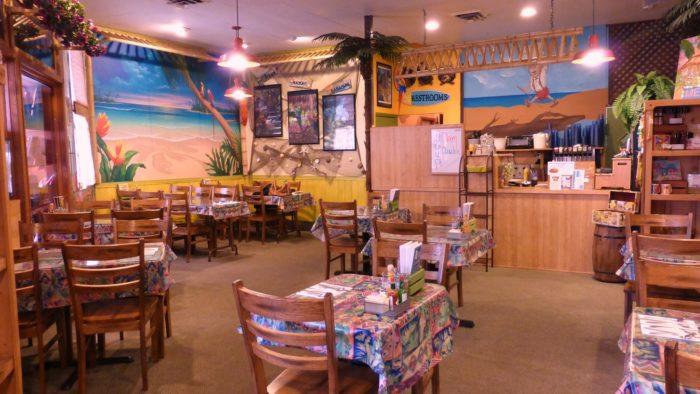 6. Mom & Pop's Diner - Carson City