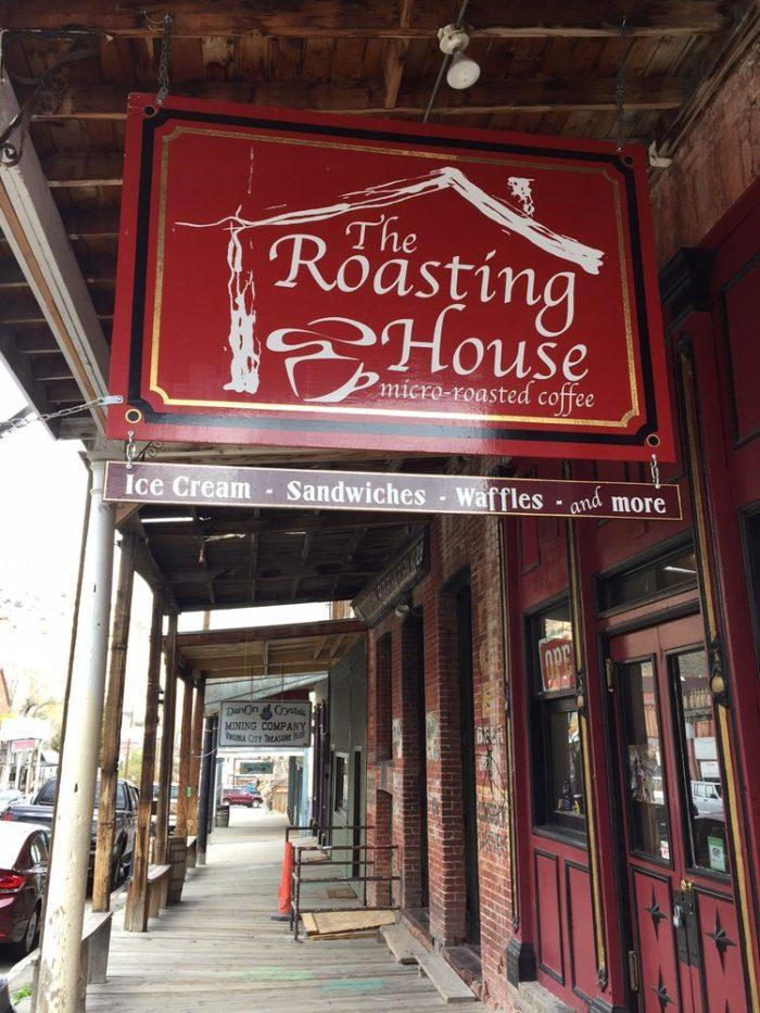 4. The Roasting House - Virginia City