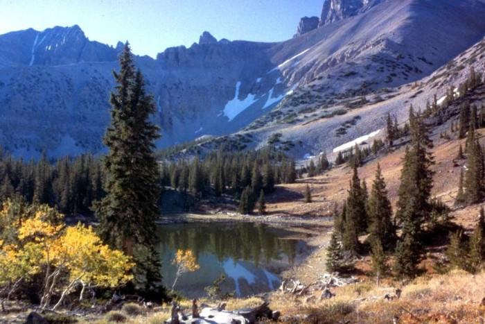 9. Explore Nevada's Great Basin National Park.