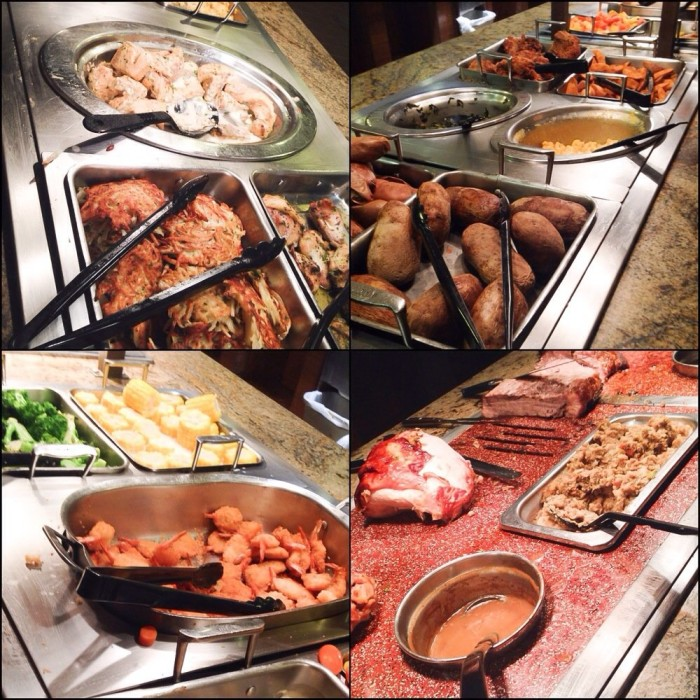 8. Sample as many buffets as you possibly can.