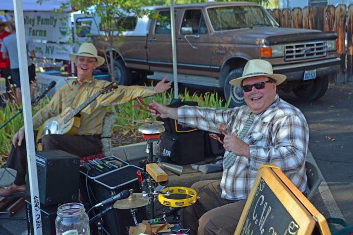 1. 3rd & Curry Street  Farmers Market - Carson City, NV