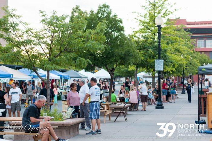 5. 39 North Food & Artisan Marketplace - Sparks, NV