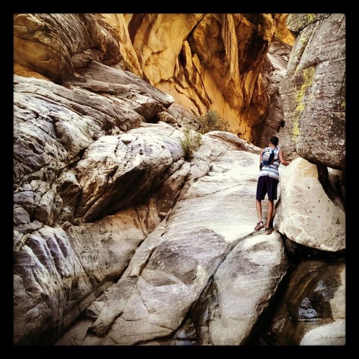 4. Ice Box Canyon Trail - 2.6 Miles