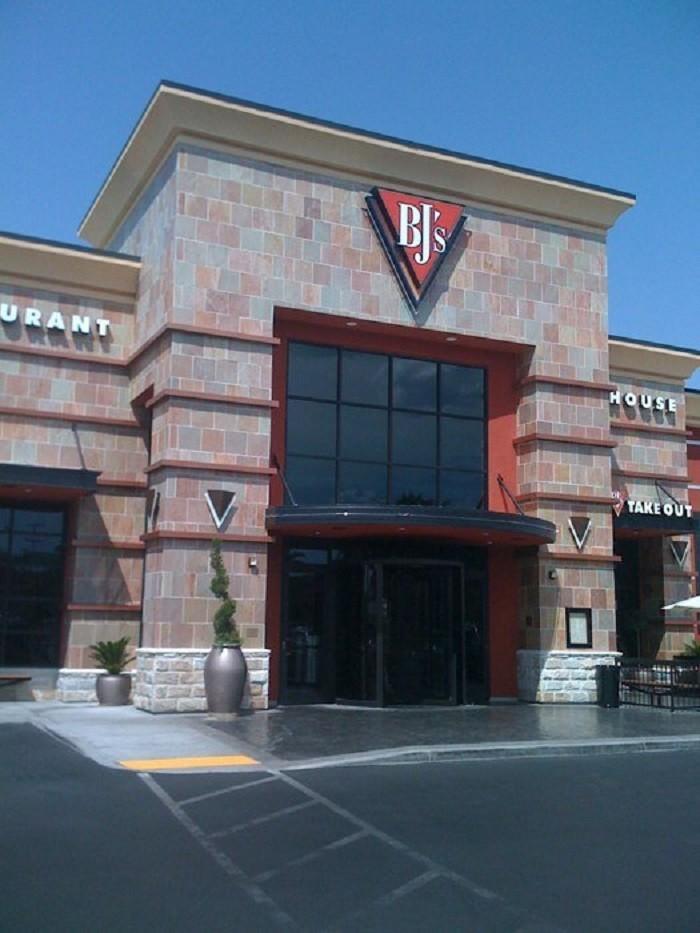 3. BJ's Restaurant & Brewhouse - Henderson, NV