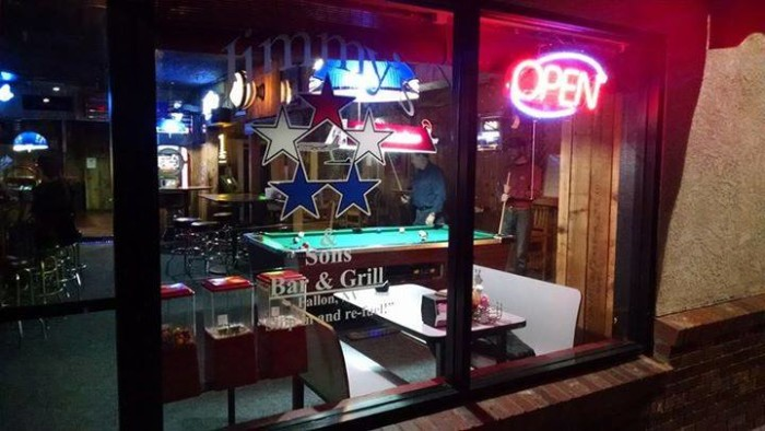 4. Jimmy's and Sons Bar & Grill - Fallon, NV