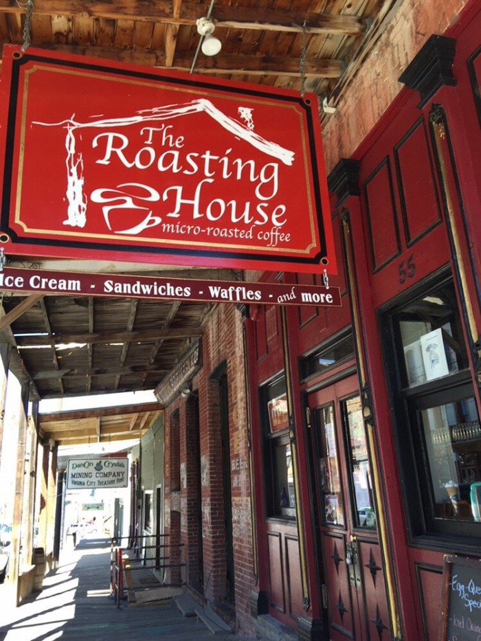 13. The Roasting House - Virginia City, NV