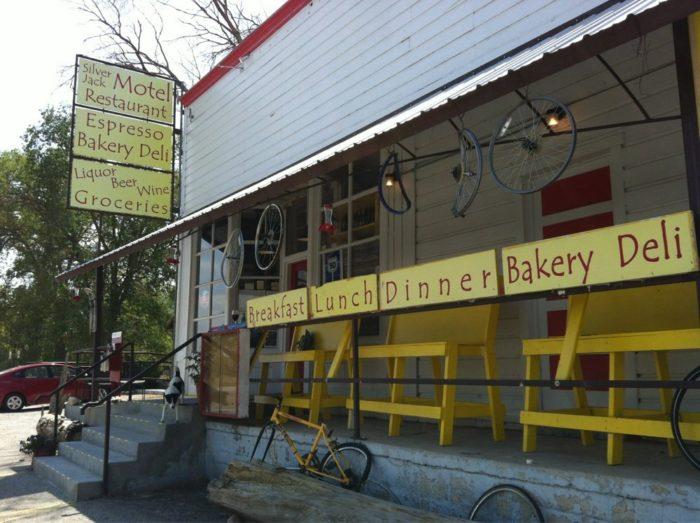 9. LectroLux Cafe - Baker