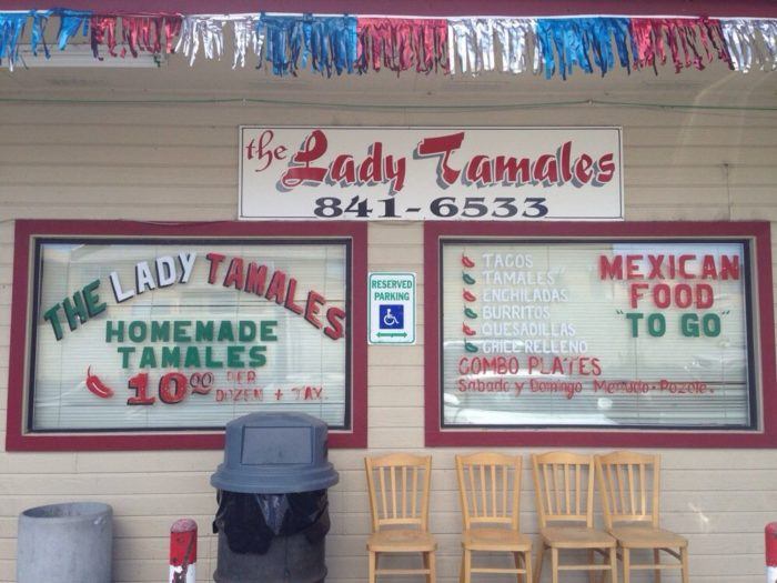 10. The Lady Tamales - Carson City