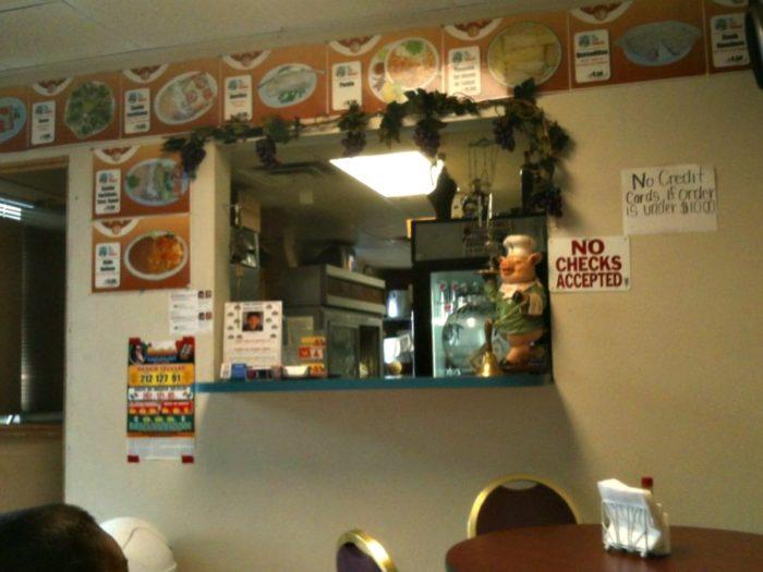 NV Tiny Restaurant 11.11