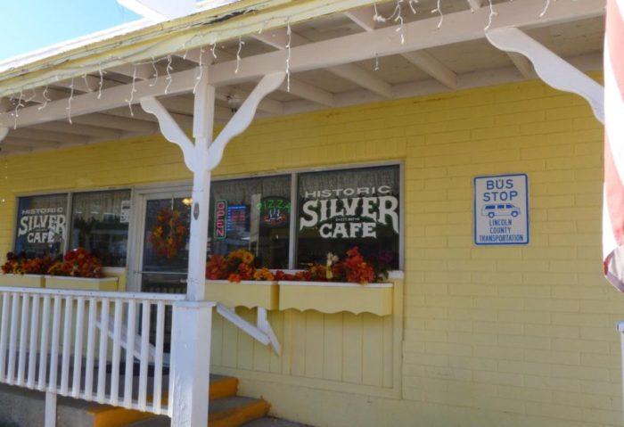 7. Historic Silver Cafe - Pioche