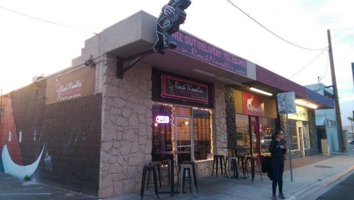 1. Rock'N'oodles - Las Vegas