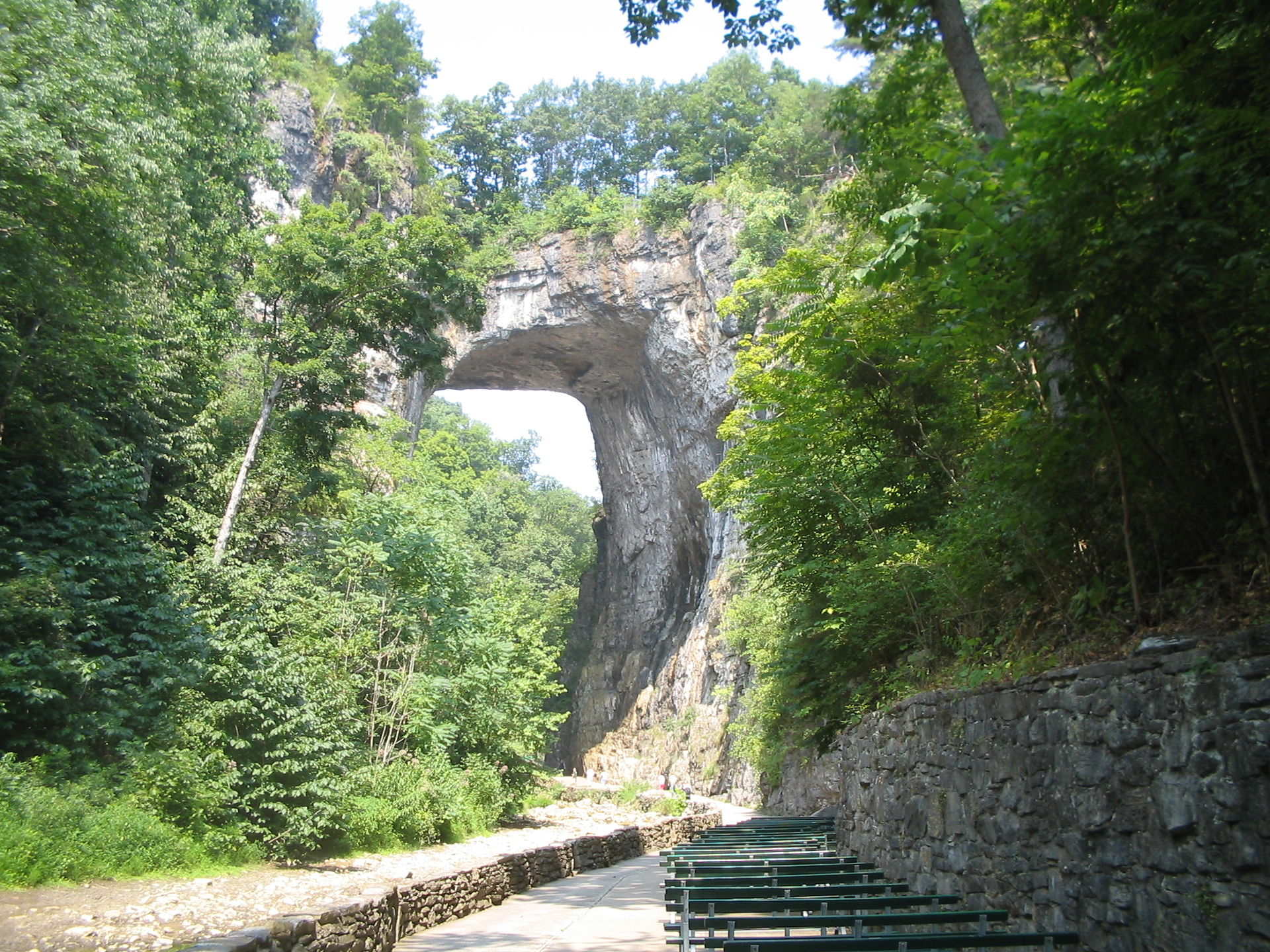 Virginia's New Natural Bridge State Park
