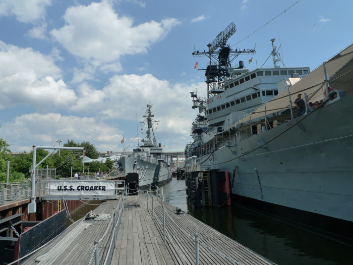 5. Buffalo and Erie County Naval & Military Park