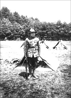 4. The New Hampshire State Guard was created in 1916.