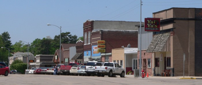 Newman_Grove,_Nebraska_downtown