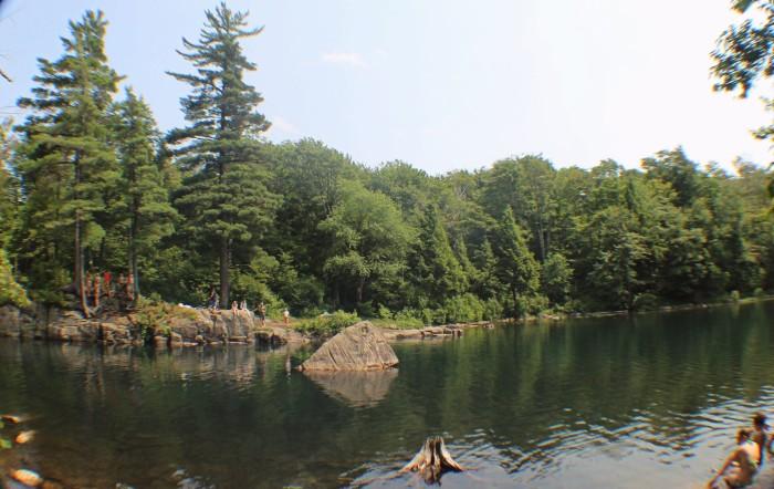 4. Nine Corner Lake, Caroga
