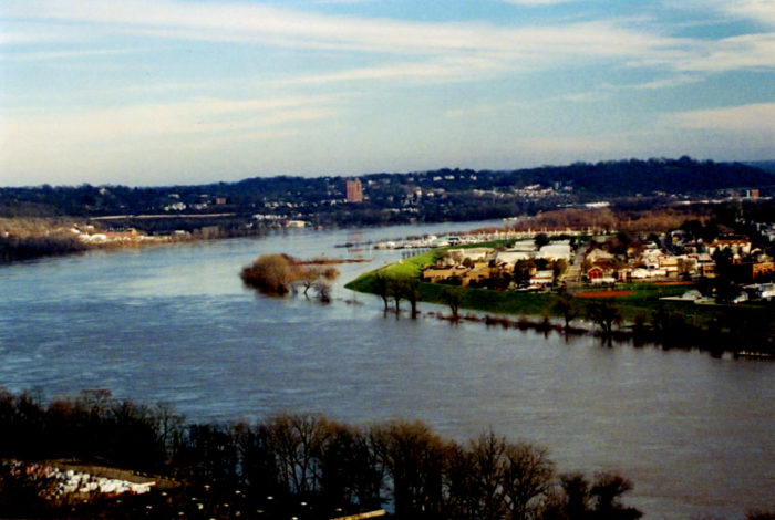 2. Ohio and other Kentucky rivers