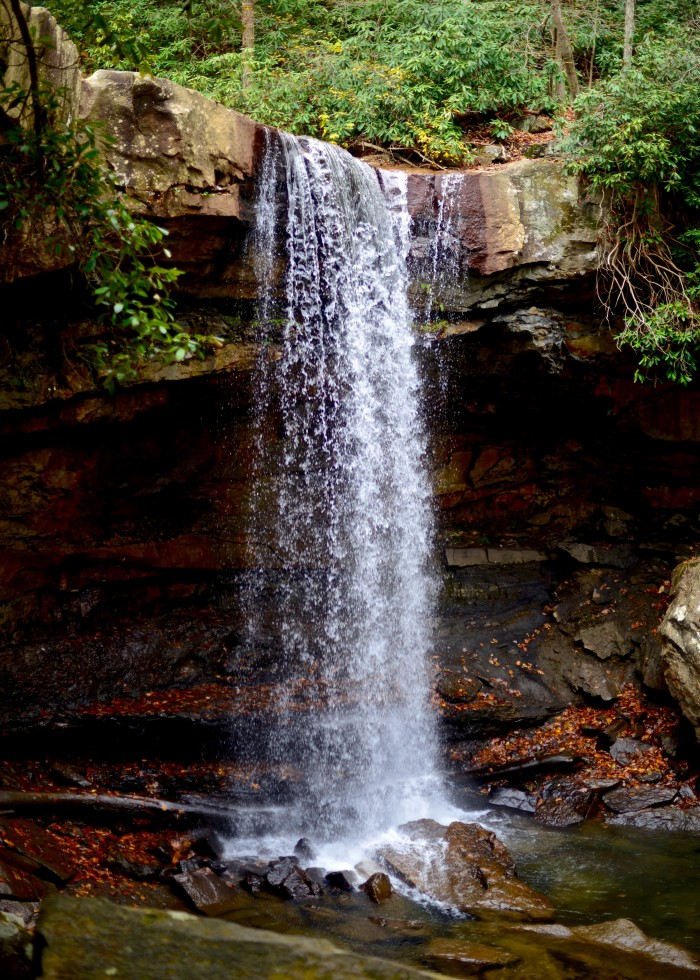Ohiopyle Cucumber Falls