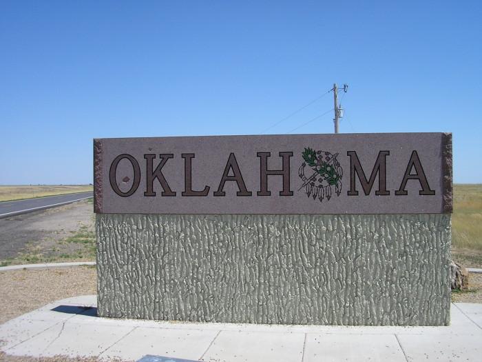 6. Oklahoma really isn't that bad.