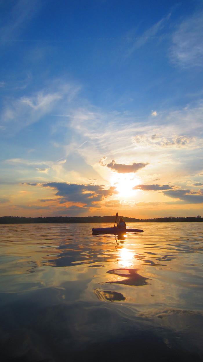 3. Old Hickory Lake