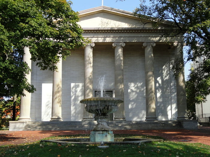 3. Old State House in Frankfort