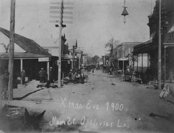 Opelousas continued to be a hub for Louisiana activity the 19th-century, as it became the Capital of Confederate Louisiana during the Civil War.