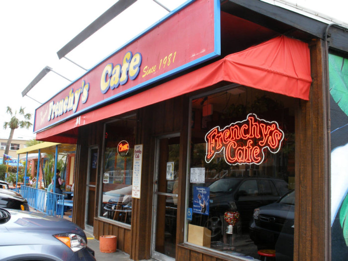 9. Grouper Sandwich at Frenchy's
