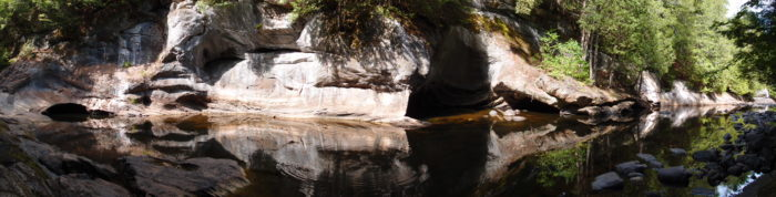 3. Natural Stone Bridge & Caves, Pottersville