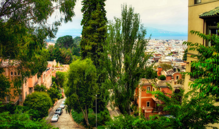 6. Pacific Heights