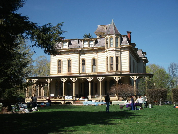 1.  Park McCullough House
