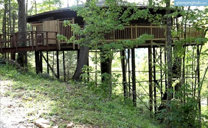 7. Parkers Lake Tree House
