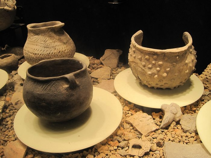 Bonus: The museum at the site has artifacts dating from 1350-1650 A.D. How cool is that?!