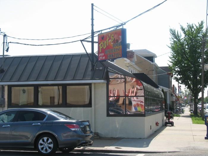 10. Pat's Diner, Trenton