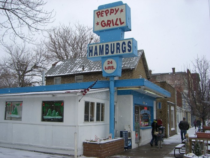 4. Peppy Grill - Indianapolis