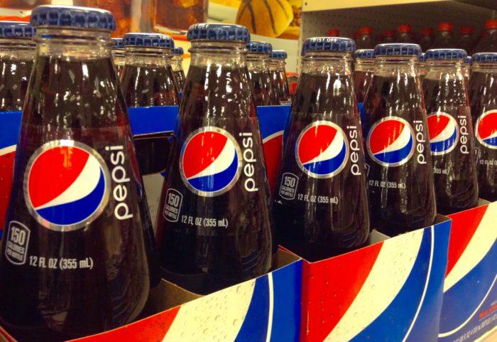 8. Pepsi consumption