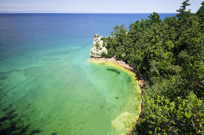 4. Pictured Rocks National Lakeshore