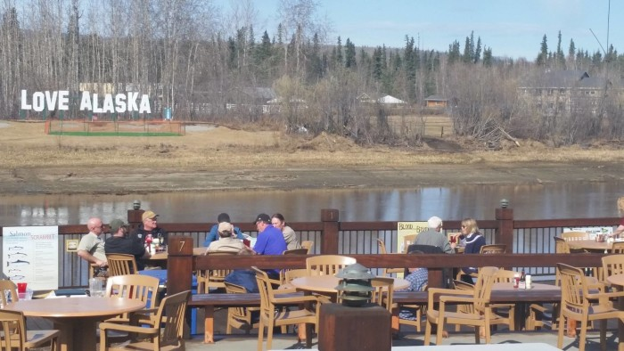 4. Pike's Landing – Fairbanks