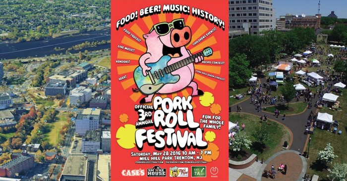 17. The 3rd Annual Pork Roll Festival, Trenton