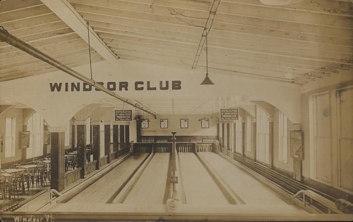 13.  Windsor Club, Windsor