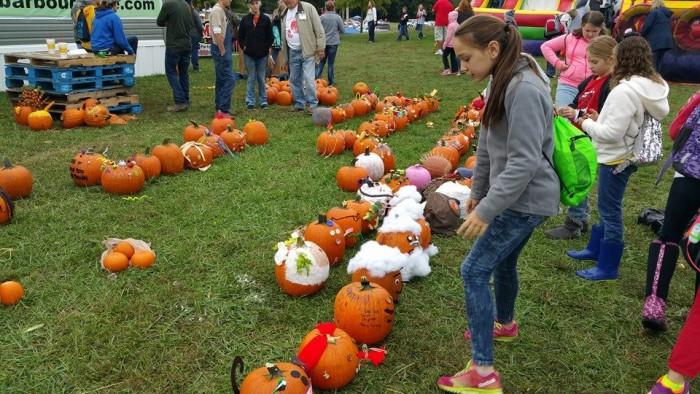 10. Pumpkin Festival