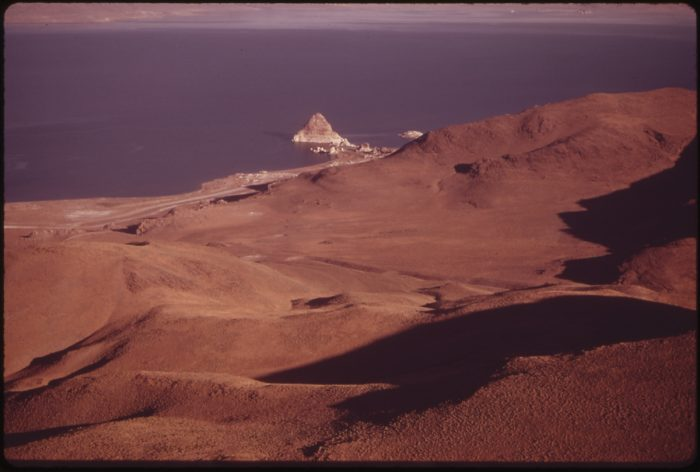 Pyramid Lake Indian Reservation