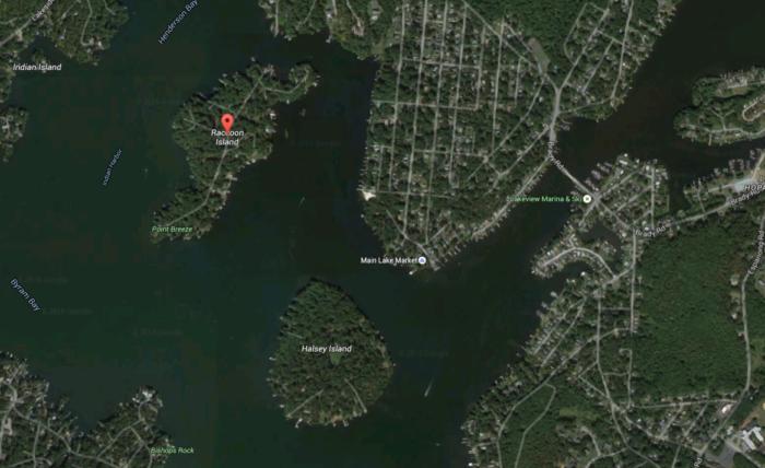 10. Raccoon Island/Halsey Island