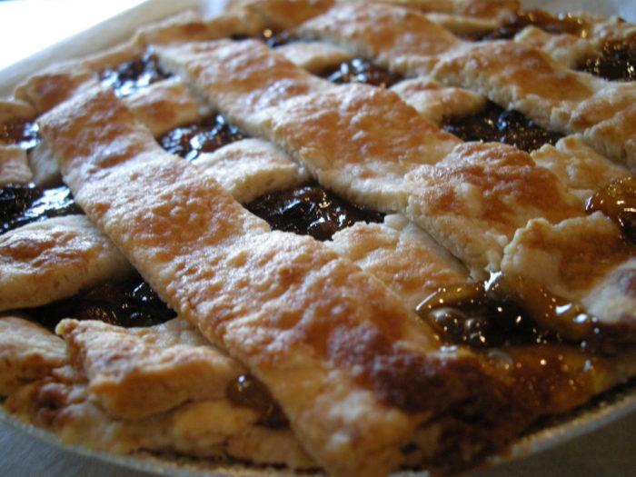 7. Raisin Pie