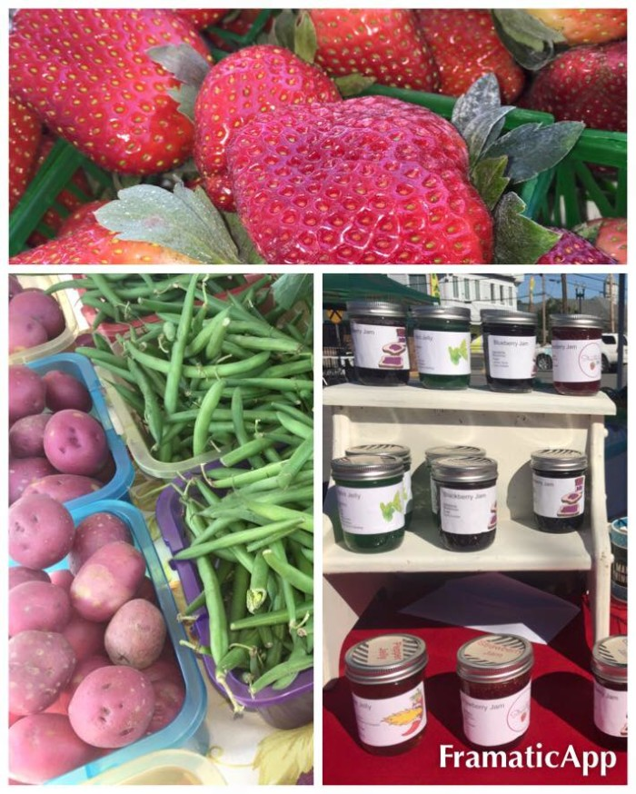 5. Rivertown Farmers Market