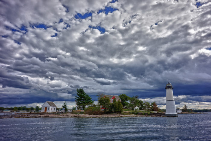 2. Rock Island