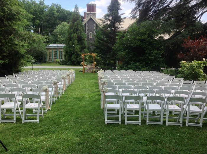 Rockwood Park wedding