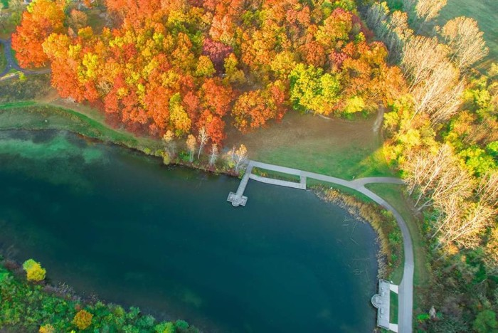 Woodland Hills Nature Park Michigan