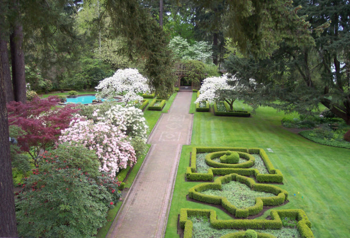 5. Lakewold Gardens, Lakewood